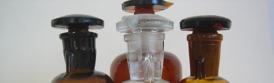 Entwicklung eines Pflegeöls 2.
